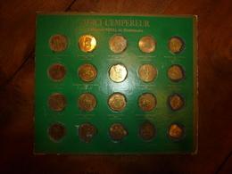 Vers Années 1970--->Collection De 20 Médailles  Du Bicentenaire De NAPOLEON  (édition TOTAL) - Other