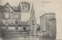 X120255 CHARENTE AIGRE L' EGLISE - Autres Communes