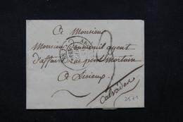 FRANCE - Lettre Pour Lisieux En 1840 - L 22652 - 1801-1848: Precursors XIX