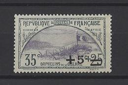 FRANCE  YT  N° 166   Neuf **  1922 - Neufs