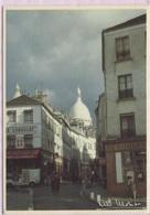 CPM -  ALBERT MONIER - PARIS - La Butte Montmartre - Edition Image In /N°750471 - Monier