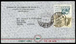 MEXICO. 1951. Envelope. Campeche To Khartoum. Ext.destination. Airmail. XF. - Mexico
