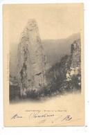 Vallée De CHAUDEFOUR  (cpa 63  La Roche De La Rancune   -  L  1 - France