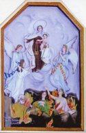 Tricase (Lecce) - Santino MADONNA DEL CARMINE - PERFETTO P90 - Religione & Esoterismo
