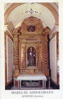 Agnone (Isernia) - Santino MARIA SS. ADDOLORATA - OTTIMO P90 - Religione & Esoterismo