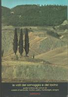 Castello Di Serravalle, Monte San Pietro, Monteveglio, Savigno, Guia Turistica Le Valli Del Samoggia E Del Lavino. - Livres, BD, Revues