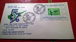 KIBRIS TURK CIPRO TURCA 1979 OPERATION PEACE - Cipro (Turchia)