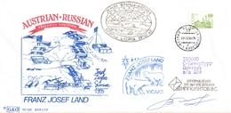 AUSTRIAN RUSSIAN  RESERCH EXPEDIDITION FRANZ JOSEF LAND      (FEB190021) - Programmi Di Ricerca