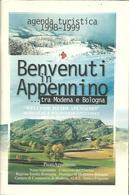 Bologna, Modena, Benvenuti In Appennino, 1998, 104 Pp. - Livres, BD, Revues