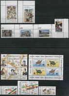 1992 Cipro Del Nord, Annata Completa, Tutte Serie Complete Nuove (**) - Cipro (Turchia)