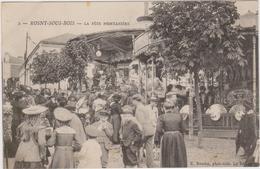 CARTE POSTALE°   ROSNY SOUS BOIS 93  La Fête Printanière - Rosny Sous Bois