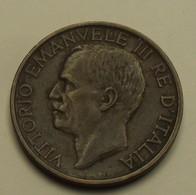 1921 - Italie - Italy - 10 CENTESIMI, VITTORIO EMANUELE III, (R), KM 60 - 1900-1946 : Victor Emmanuel III & Umberto II