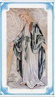 Said Tabar (Israele) - Santino IMMACOLATA CONCEZIONE, Basilica Dell'Annunciazione, Nazaret, 1994 - OTTIMO P90 - Religione & Esoterismo