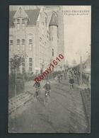 PASSY-FROYENNE. (Tournai) Groupe D'enfants  Cyclistes. 1909   Scans Recto/verso - Doornik