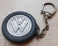 Porte Clefs -   VOLKSWAGEN  -  Garage Monopole - Concessionnaire Agent - 24 Pl. Catalogne  Perpignan - Key-rings