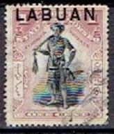 GREAT BRITAIN  # MALAYSIA  LABUAN FROM 1894 STAMPWORLD 47 - Gran Bretaña (antiguas Colonias Y Protectorados)