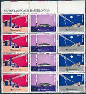 España 1992. Edifil 3215/17** + SPD - Juegos De La XXV Olimpiada Barcelona 92 - 1931-Hoy: 2ª República - ... Juan Carlos I