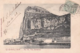 GIBRALTAR - The Galleries. - Gibraltar