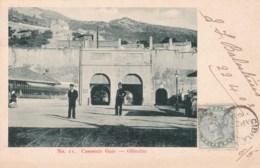 GIBRALTAR - Casemate Gate. - Gibraltar