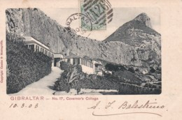 GIBRALTAR - Governor's Cottage. - Gibraltar
