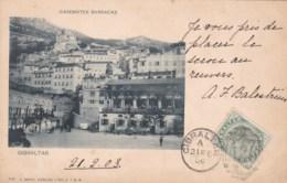 GIBRALTAR - Casemates Barracks. - Gibraltar
