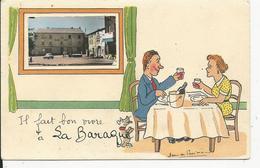 La Baraque            Illustrateur - France