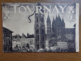 Doornik - Tournai, Exposition De L'industrie Tournaisienne --> Beschreven 1922 - Doornik