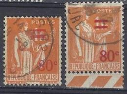 No . 359   0b  Teinte - Used Stamps