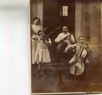 PHOTO(PERSONNAGE) VIOLON - Anonymous Persons