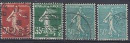 No . 360 A 362  0b Teinte - France