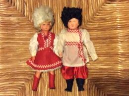 2 POUPEES - Dolls