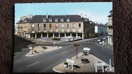 CPSM CARIGNAN ARDENNES ED CIM CARREFOUR PANNEAUX - Other Municipalities