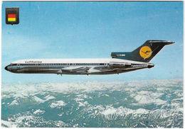 BOEING 727 C1980 Unposted (FISA, 102) [P0070/2/1D] - 1946-....: Modern Era