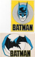 Autocollants BATMAN - Aufkleber