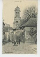 SOISSONS - Eglise Saint Léger - Soissons