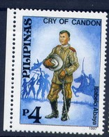 Soldier - Philippines 1997-  Stamp MNH** - Militaria