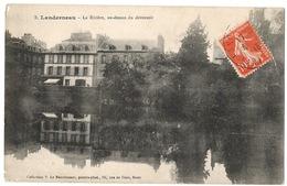 LANDERNEAU - La Rivière, Au-dessus Du Déversoir - Landerneau