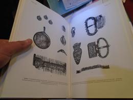 Das Römisch-Fränkische Gräberfeld Von Krefeld-Gellep 1960-1963 2 Vol Archéologie / Moyen Age - 2. Moyen Age