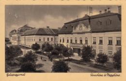 AK - (Ungarn) BALASSAGYARMAT - Strassenpartie Mit Rathaus 1939 - Ungarn