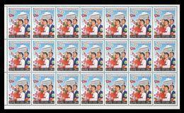 North Korea 2005 Mih. 4886 General Association Of Korean Residents In Japan (sheet) MNH ** - Korea, North