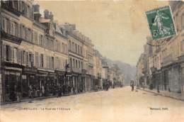 95 - Val D' Oise / 10005 - Cormeilles - La Rue De L' Abbaye - Andere Gemeenten
