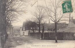 °°°  77  BAGNEAUX SUR LOING  .  ENTREE DE LA VERRERIE   °°°    ////   REF FEV. 19  //// N°  7914 - Bagneaux Sur Loing