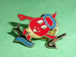 Pin's Sports :  FFDSB , Plongée    TB1HH - Natation