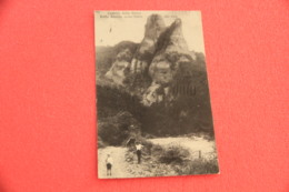 Genova Presso Vobbia Castello Della Pietra Lato Nord 1936 Animata - Altre Città
