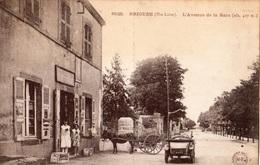 BRIOUDE L'AVENUE DE LA GARE - Brioude