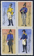 Historic Postal Uniforms - Germany GDR 1997-  Stamp MNH** - Poste