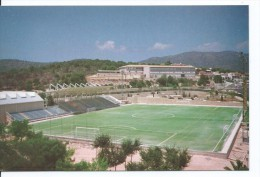 "ESTADIO - STADIUM - STADE - STADION .-  "" POLIESPORTIU MUNICIPAL "" .- MAGALLUF/MALLORCA - BALEARES.- ( ESPAÑA ) - Fútbol"