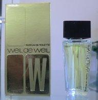 WEIL DE WEIL - PDT 7 ML De WEIL - Miniatures Modernes (à Partir De 1961)