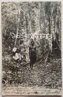CONGO FRANÇAIS _Dans La Forêt Du Mayumbe. Collection J.Audema - Französisch-Kongo - Sonstige