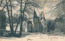 CPA - France - (51) Marne - Brugny - Le Château - Frankrijk
